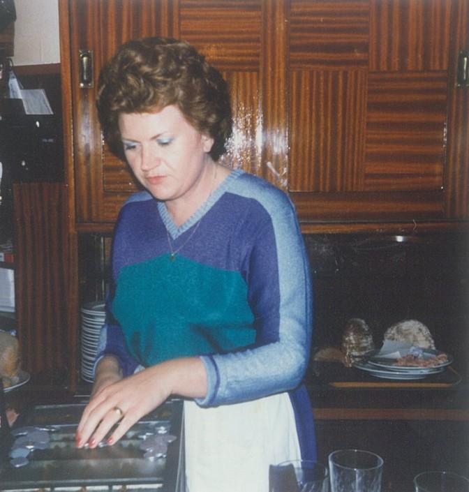 Zum Gemalten Haus - Historie 1950 bis 2017